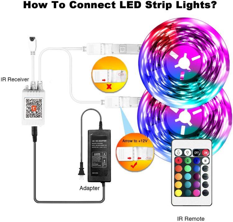 Wireless Smart Light Bar
