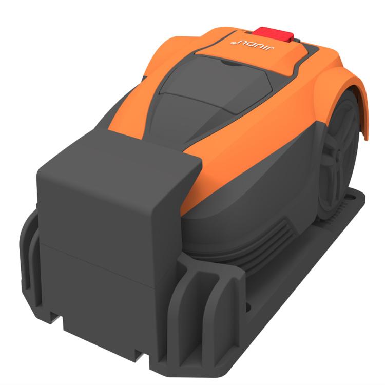 Smart  Robotic Lawn Mower