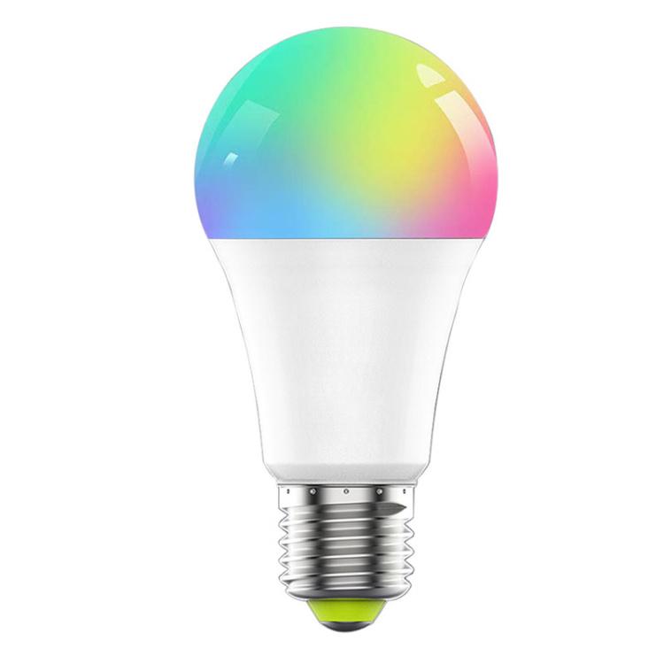 Tuya Smart Light Lamp Wi-Fi Bulb 9W Color Changing RGB LED Bulb smart life APP Compatible Alexa Google Home