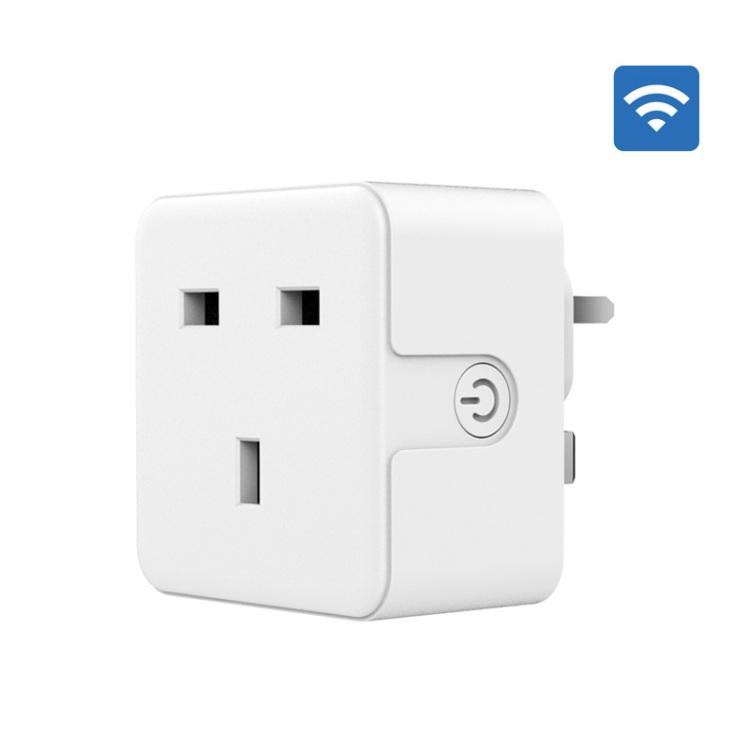 Alexa Compatible Portable Power Plug UK, Remote Control Charging Electric Timer Socket Wireless Smart Plug UK