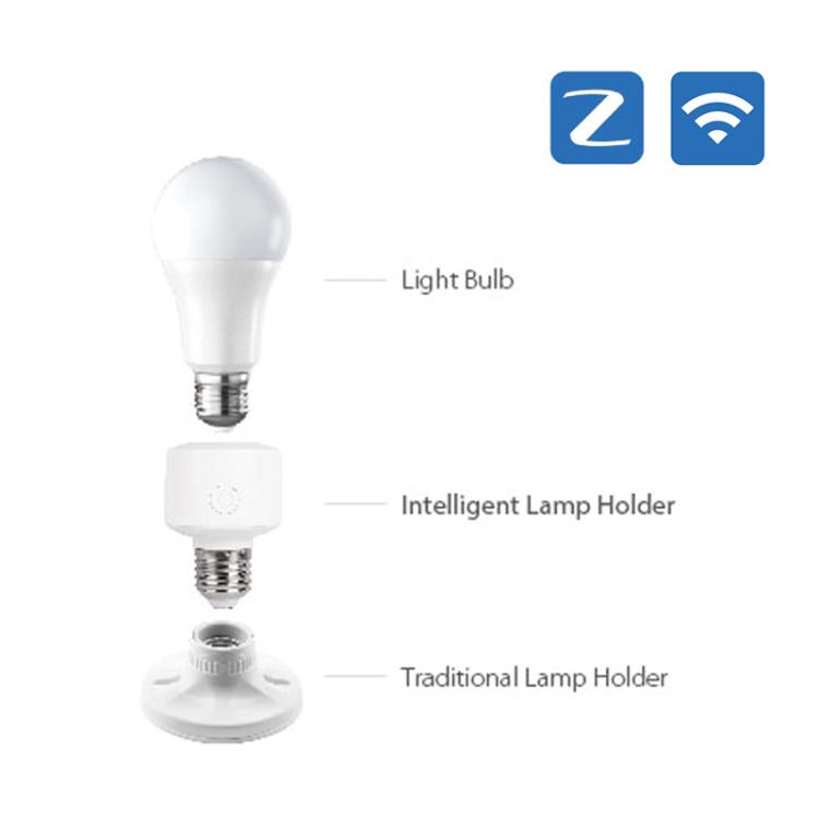 Intelligent Lamp Holder E27 E40