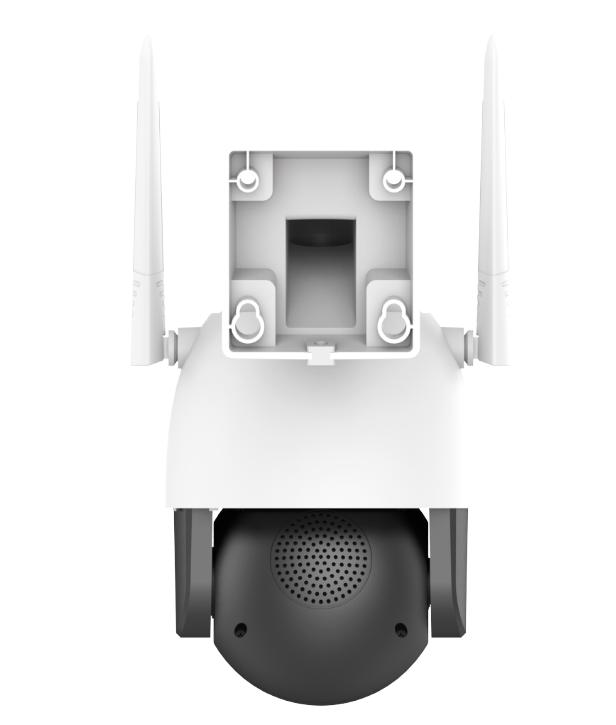 4G outdoor camera, IP66 waterproof outdoor camera
