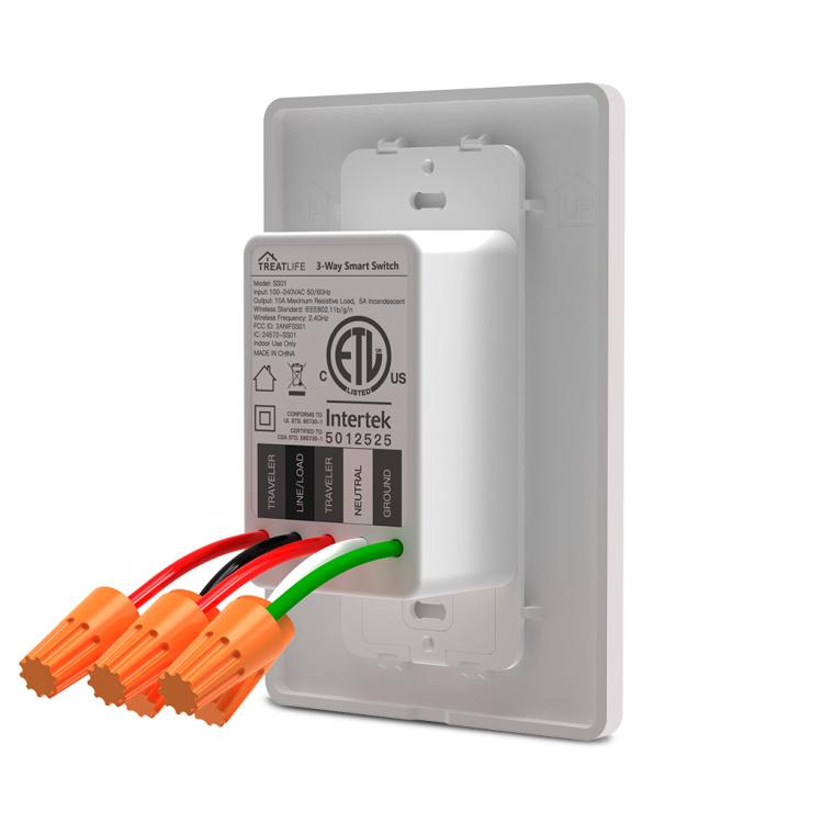 Smart 3-Way Light Switch