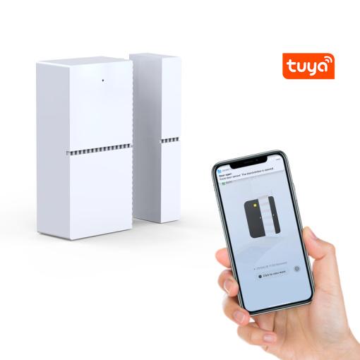 Smart Wi-Fi Door Sensor Door Open / Closed Detectors Magnetic Switch Window Sensor Home Security Alert