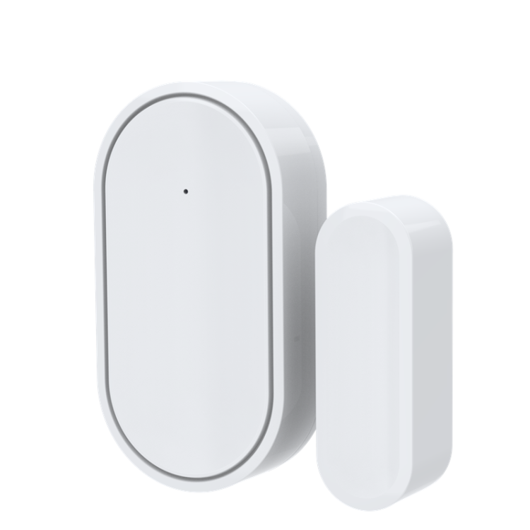 Wireless WIFI GSM Home Security Alarm System For Tuya Smart Life APP With Motion Sensor Compatible With Alexa & Google