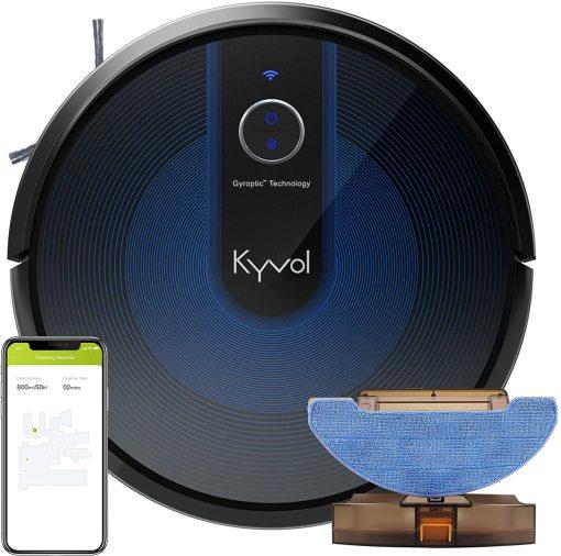 E31 Kyvol Robot Vacuum Cleaner  2200Pa Suction Power