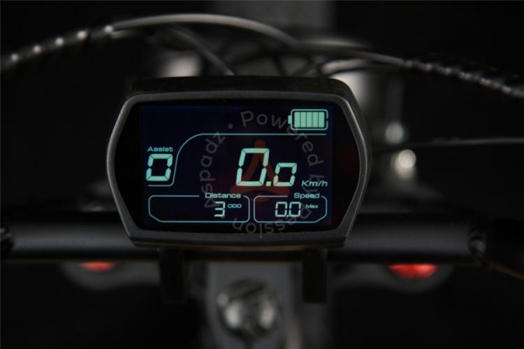 Aspadz Electric Bike