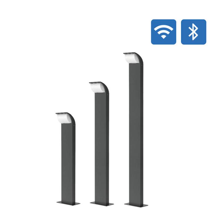 Smart LED Lawn Light Wi-Fi Bluetooth CCT DIM IP65