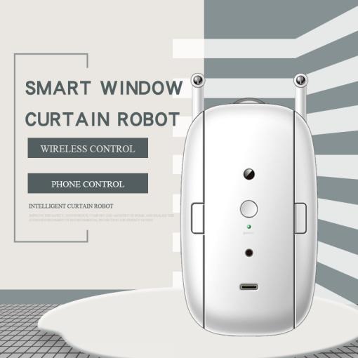 Smart Curtain Robot