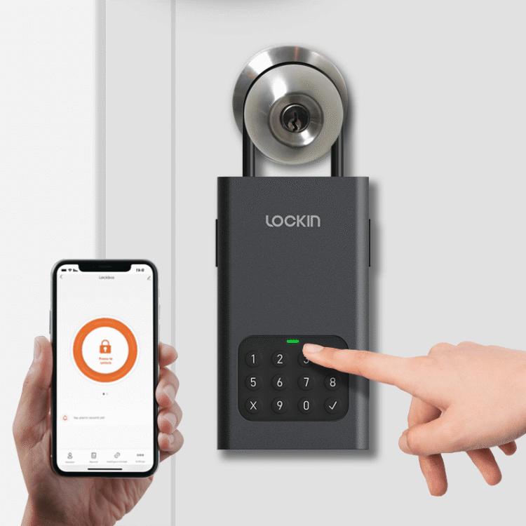 Lockin Smart Lock Box L1