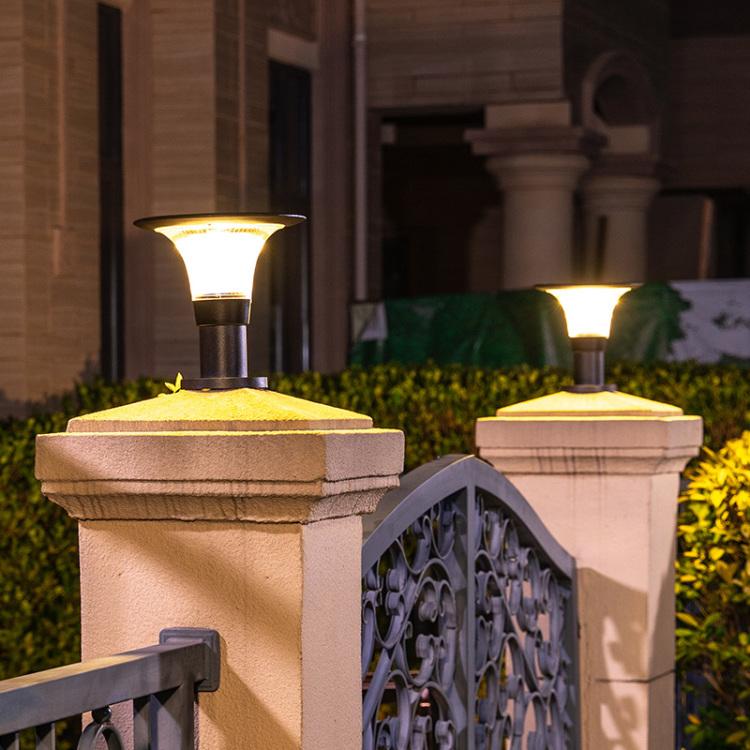 Smart RGB Solar Garden Lawn Light