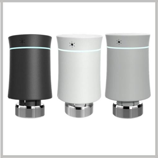 WIFI thermostatic radiator valve wifi smart thermostatic radiator valve smart home heating