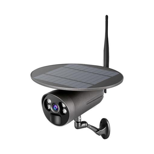 STW-5L Home Outdoor yard lamp night light no wires Ip66 Wireless 1080p Ip PTZ Security Surveillance Solar Wifi Camera