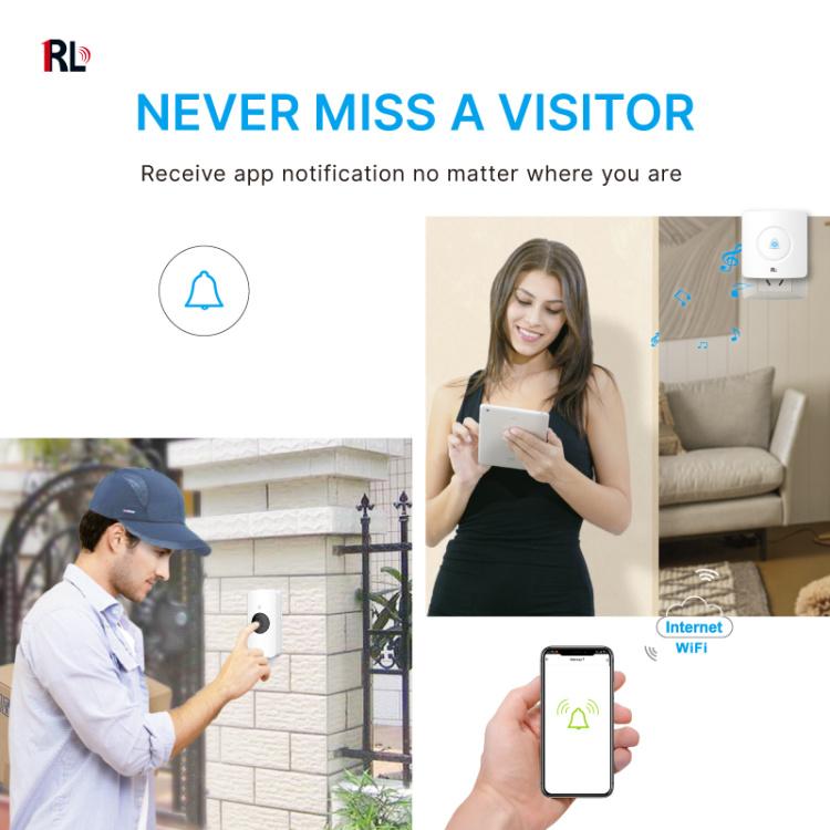 Tuya Smart Wi-Fi wireless doorchime