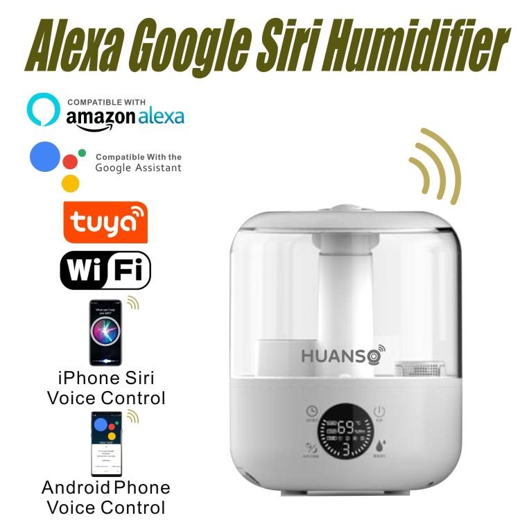 Wi-Fi Humidifier Topfill 4L