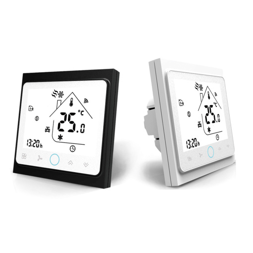 HVAC Digital Fan 3 Speed Controller Smart Home Thermostat Tuya WiFi Thermostat