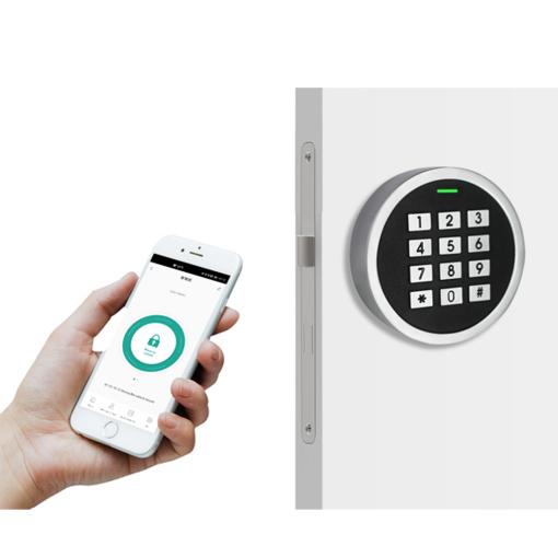 TuyaSmart Waterproof Metal Keypad Access Control with 125KHz ID/EM Card Reader
