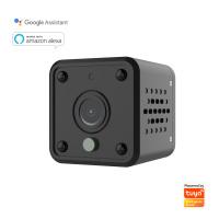 Tuya Smart Life Small Mini Wifi Camera IP Wireless Battery 1080P HD Video CCTV Nanny Body Cam Night Home Security Google