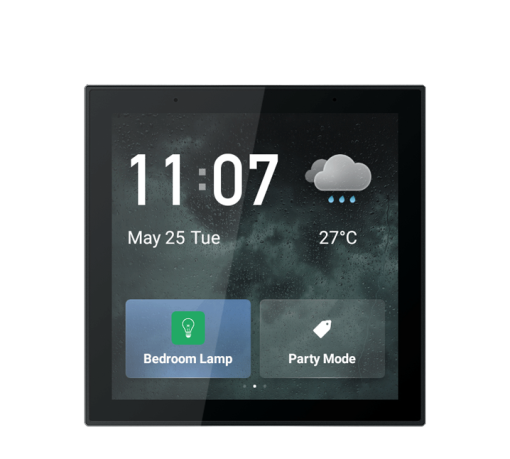 4'' Whole Home Control Panel (Asian Spec. Android 8.1)