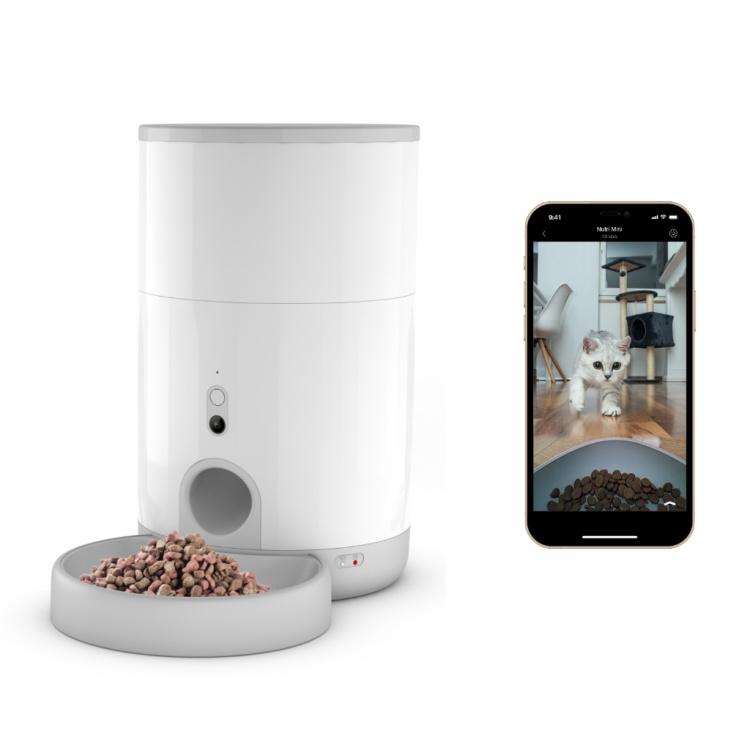 Wi-Fi Pet Feeder with Camera