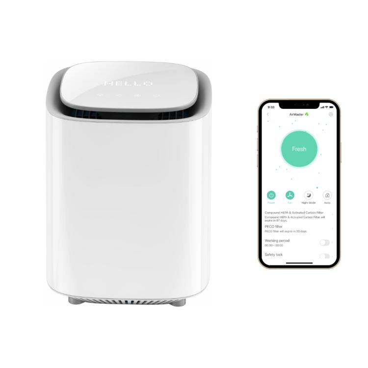 Wi-Fi Pet Air Purifier