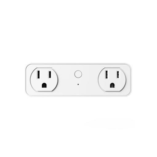 Wi-Fi Dual Smart Plug