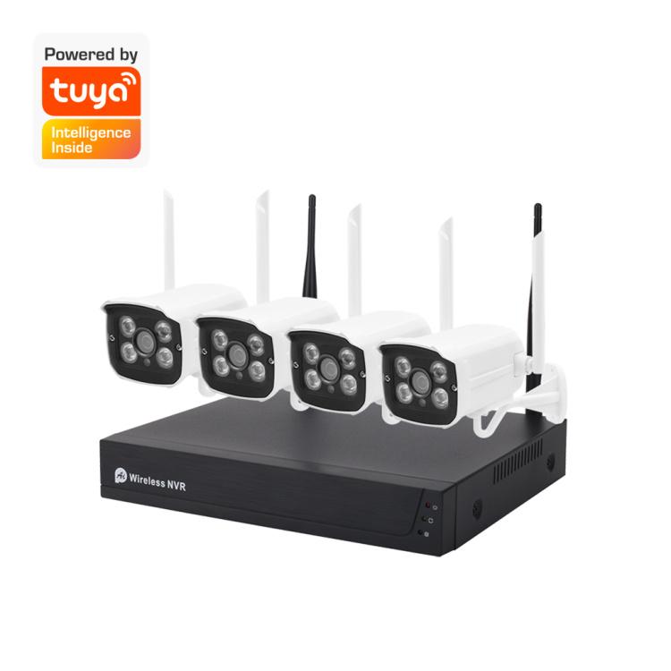 4CH  1080P  Wireless Kit