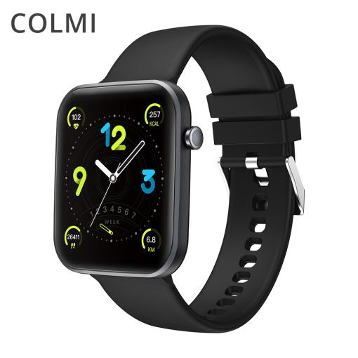 COLMI P15 Smart Watch 2021 Waterproof Submersible Touch Screen Health Monitoring Fitness Bracelet Reloj Inteligente Smar