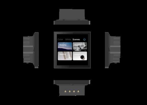 "4"" Touch Control Panel (EU version)"