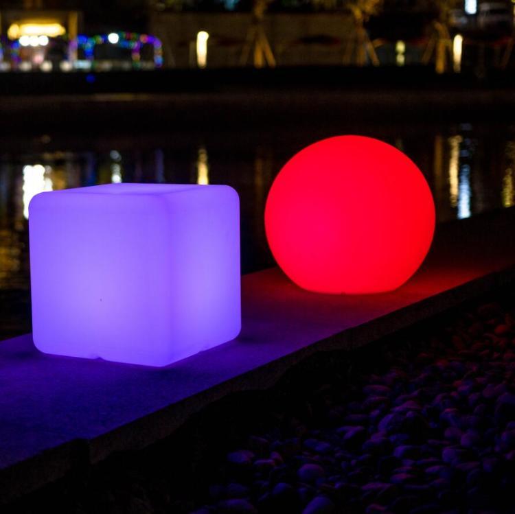 Smart Wi-Fi Control Garden Ball Light D:400mm