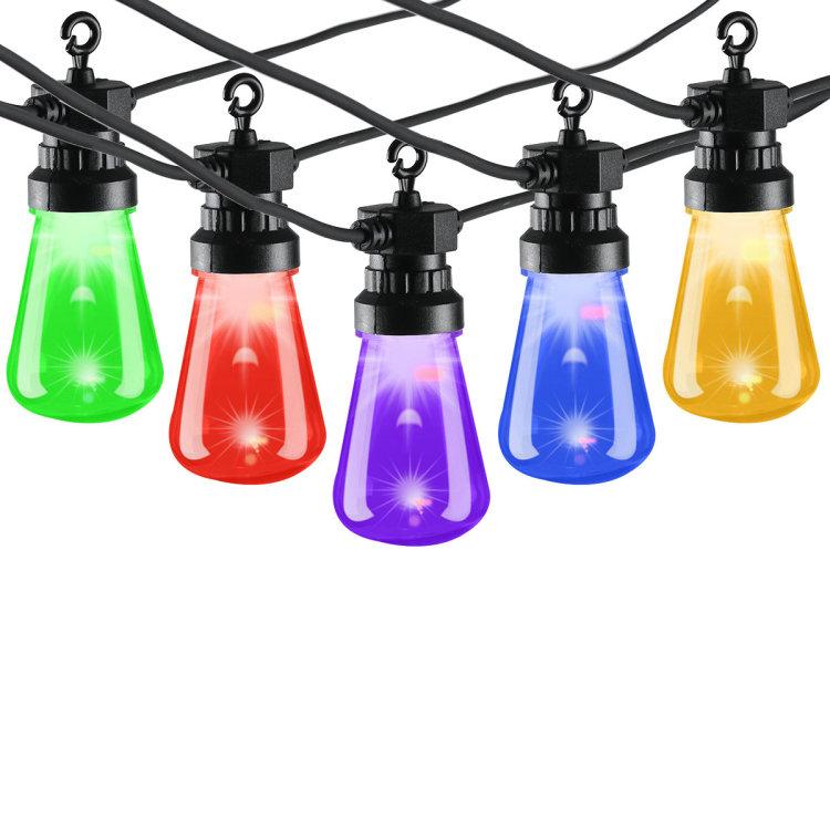 Outdoor Smart String Light RGB Christmas Light