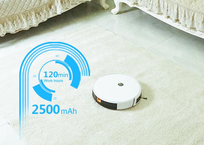 E30 Gyroscope Robot  Vacuum Cleaner