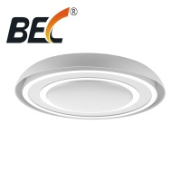 Smart Wi-Fi Control LED Ceiling Lamp D:660mm with RGB Lighting Strip Backlight