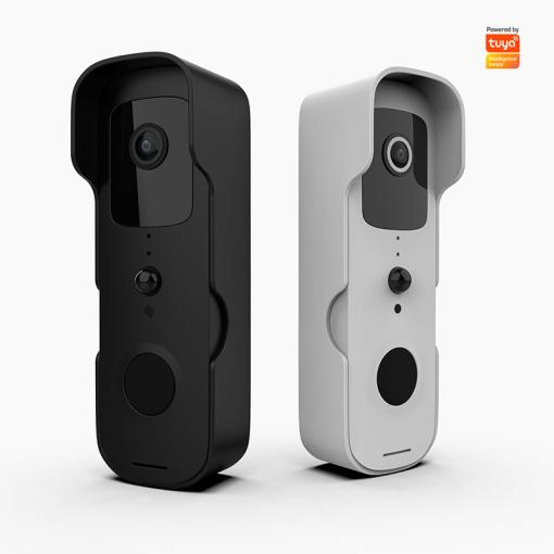 Video Doorbell IP54 Waterproof Camera Visual Intercom Chime Night Vision IP WiFi Smart Door Bell Wireless Home Security