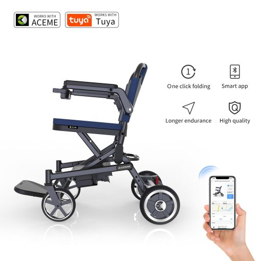 ACEME Electrically Powered Wheelchair