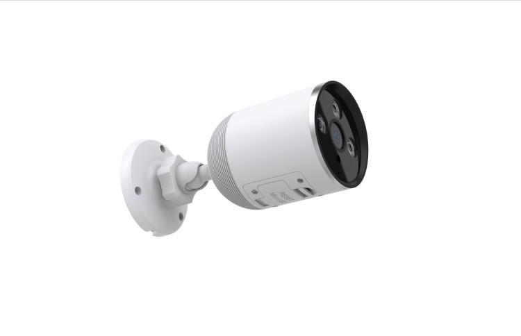 Q1 dural light source bullet camera, waterproof outdoor camera