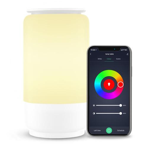 Wi-Fi Table Lamp