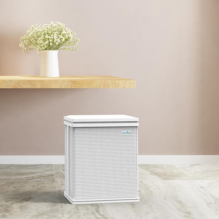 Home using HEPA filter UV lights Air Purifier with Dust sensor and Tuya wifi