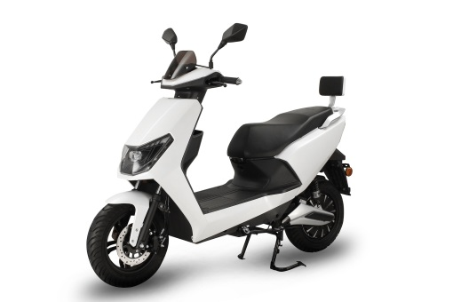 Mine-EEC 65Km/H 2000W Powerful Electric Motorcycle Environment Friendly