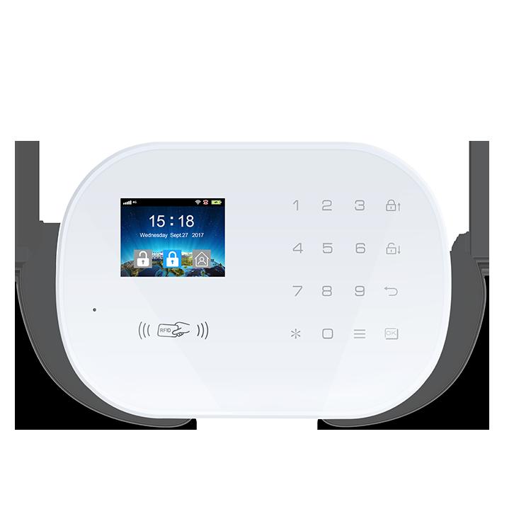 Wi-Fi+GSM/4G+PSTN Home Burglar Alarm System Kit