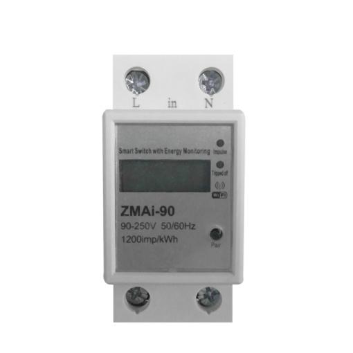 ZMAi-90 Wi-Fi Electric Meter