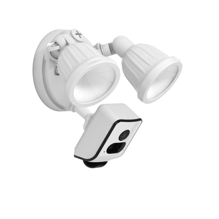 Unistone 2300Lumen 2MP Camera Floodlight
