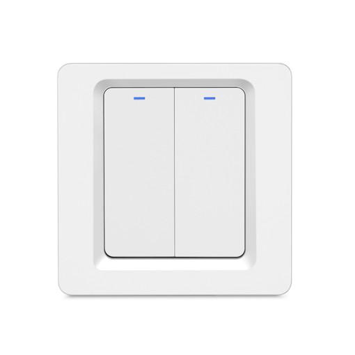 DS-102-2 2gang Light Switch