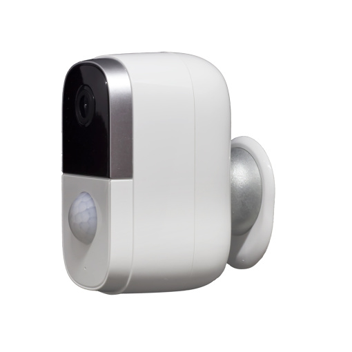 Unistone 2MP 6700mAh Battery Camera Optional Solar Power with Magnetic Bracket