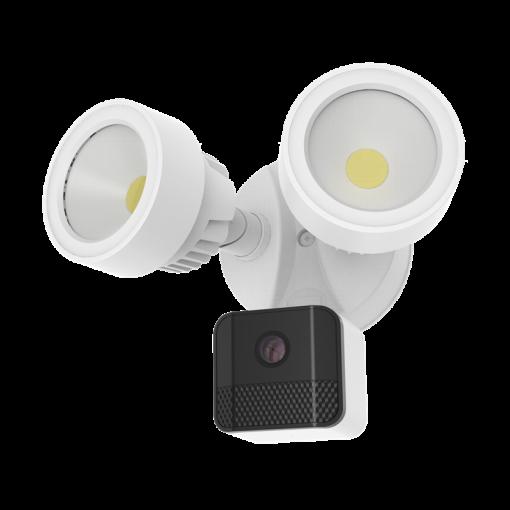 Floodlight Camera/Security Light With Camera