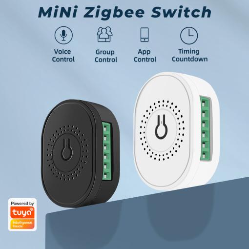 Mini Zigbee Smart Switch Breaker