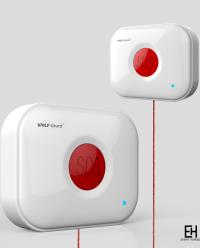 wifi waterproof sos panic button