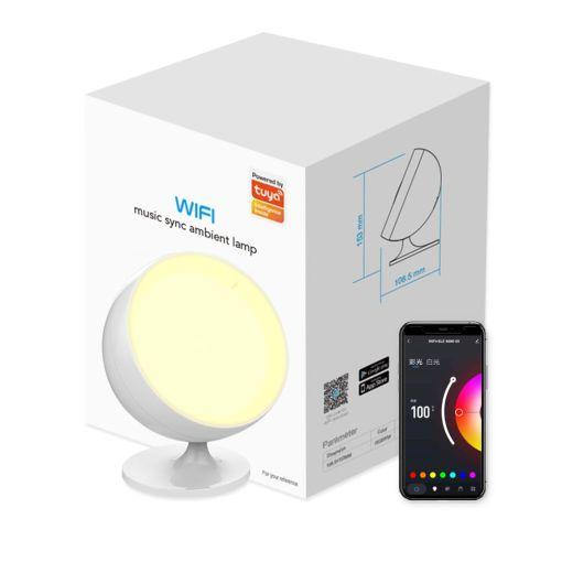WIFI & BLE LED smart globe lamp