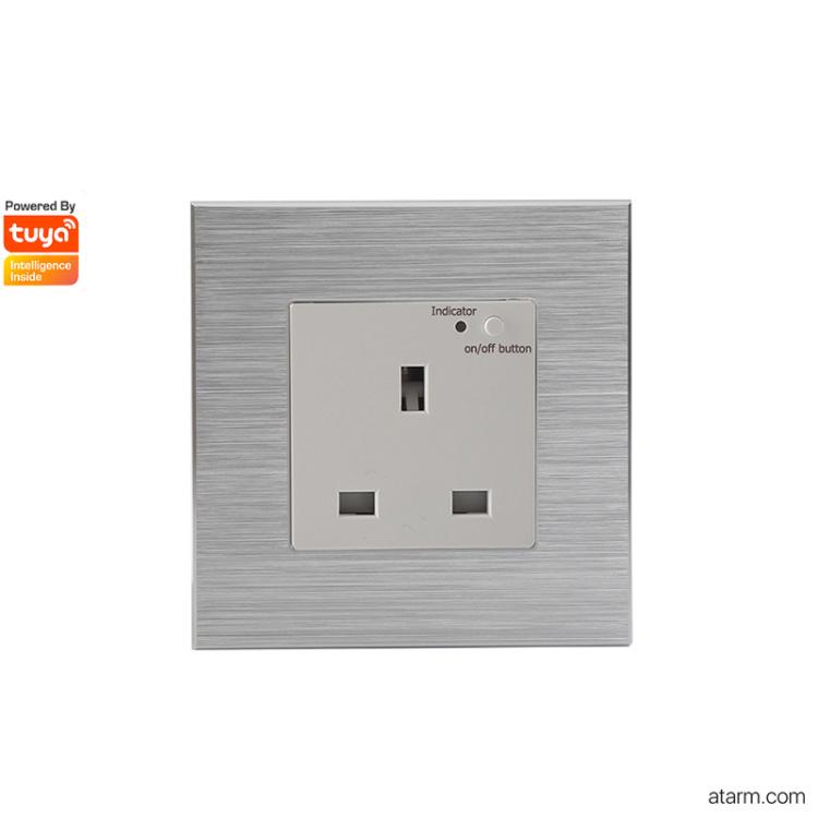 K905-UK Wall Outlet/Socket