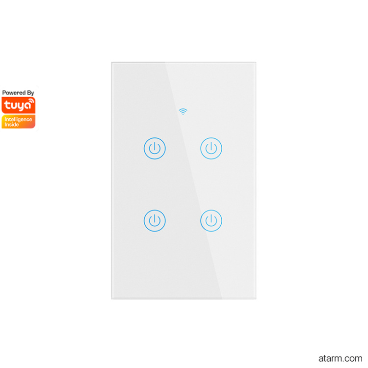 DS-121-4 Series Smart Switch